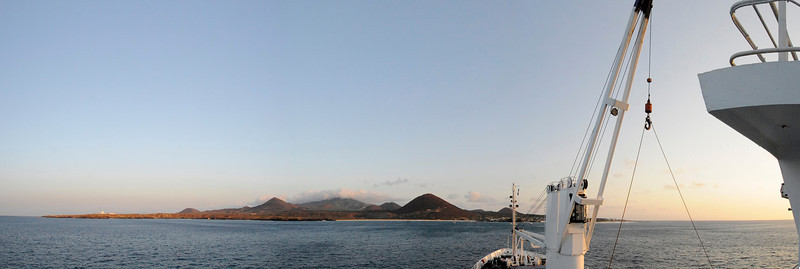 Ascension Island, South Atlantic Ocean.
