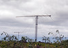 Mighty antennas, Ascension Island.