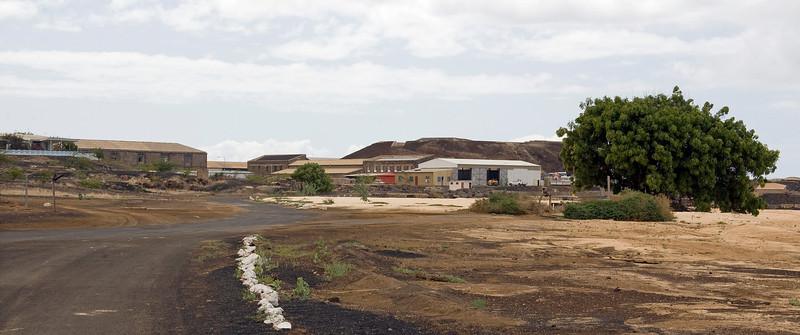 Ascension Island.