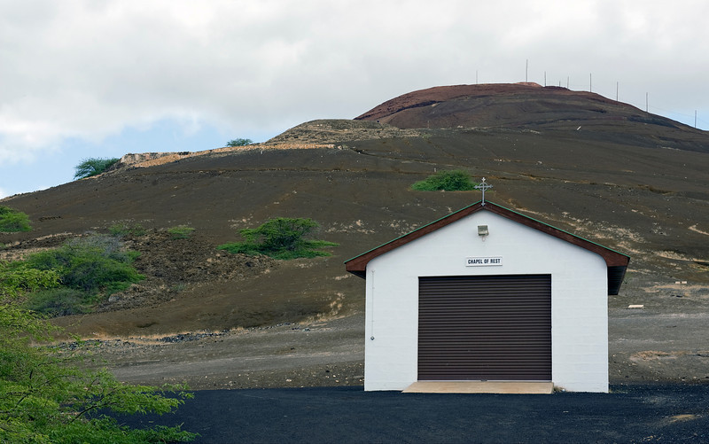Chapel of Rest, Ascension Island.