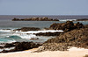 The surf at English Bay, Ascension Island.