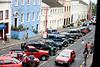 Main street, Jamestown, St. Helena Island.
