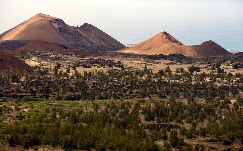 Landscape, Ascension Island.