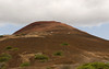 Old canon emplacements above Georgetown, Ascension Island.