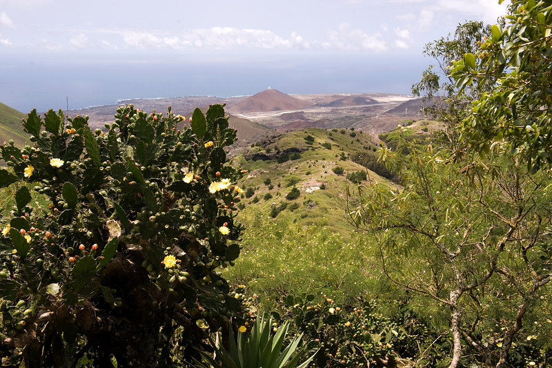 Landscape, Ascension Island.