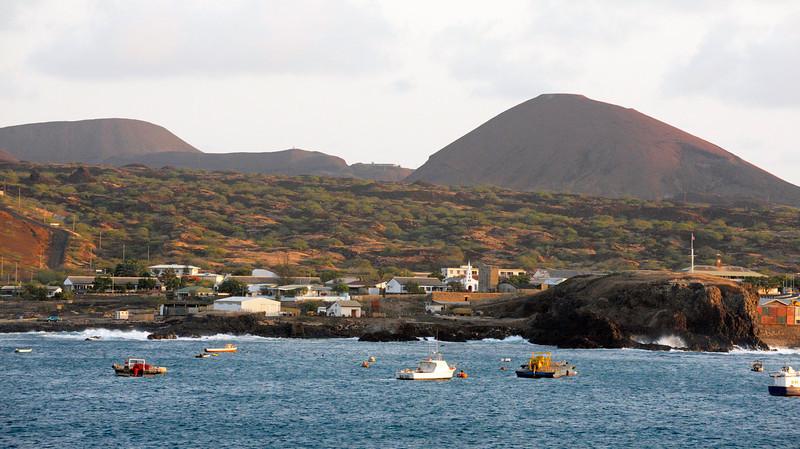 Ascension Island, South Atlantic Ocean.