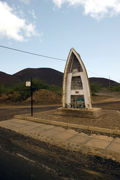 One Boat, Ascension Island.