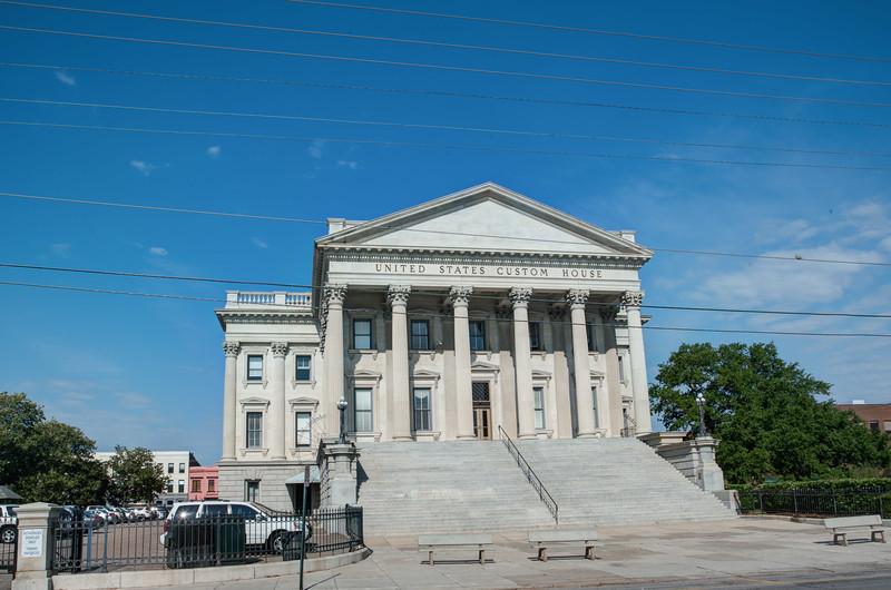 United States Custom House, Charleston