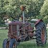 Antique Case Tractor in South Carolina