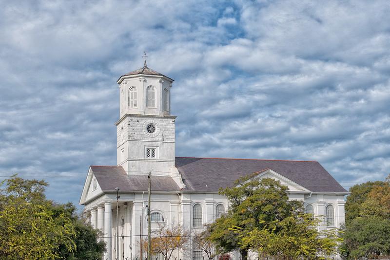 The Second Presbyterian Church, Charleston