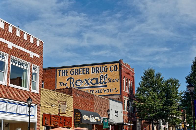 Downtown Greer