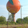 Gaffney's World Famous Peachoid