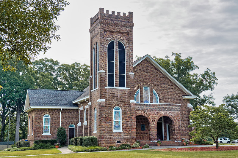 Bethany Associate Reformed Presbyterian Church in Clover, SC