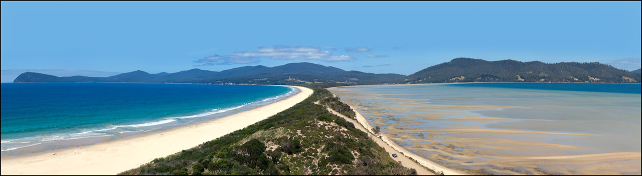 Bruny Island, The Neck