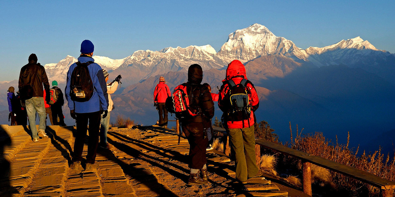 """Why trek with South Col? <br /> South Col  is a small, personalized firm specializing in treks in the Himalayan region. <br /> <br /> Every single trek  done by South Col till date has been lead by Sujoy Das himself. <br /> <br /> We are keenly aware of the fragility of environment and cultures in which we  trek and recognize our responsibility in maintaining them. """"Take pictures, leave only foot prints"""" is our motto.<br /> <br /> Trekkers get personalised attention both in the planning stage as well as during the trek itself.<br /> <br /> Support team of guides and porters as needed are personally supervised by Sujoy to ensure that the clients are comfortable and well looked after.<br /> <br /> Sujoy has intimate knowledge of the trekking trails so can advise on the best stops for photographs and local culture etc.<br /> <br /> Lodges for night stops and camping sites if needed are selected to ensure the best views, food and comfort.<br /> <br /> Due to low overheads,  cost are far less than other companies offering similar treks.<br /> <br /> Families with children are especially invited to come- Sujoy's past treks have included Anamika 7 years, Prithvi 9 years and Yuvraj 12 years, all of whom successfully climbed upto 3000 metres!"""