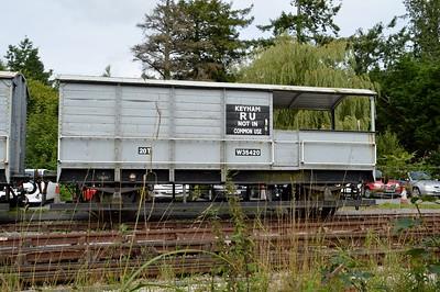 W35420 GWR 20t Brake Van Toad    29/08/15