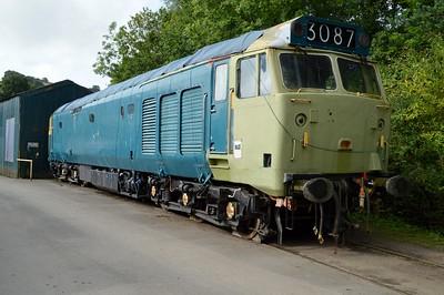 Class 50 50002 'Superb'   29/08/15