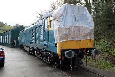 Class 50_50002 'Superb'   03/12/11