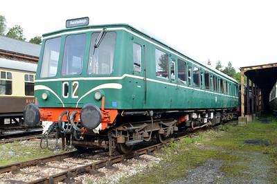 Class 122 DMU W55000 DMBS    29/08/15