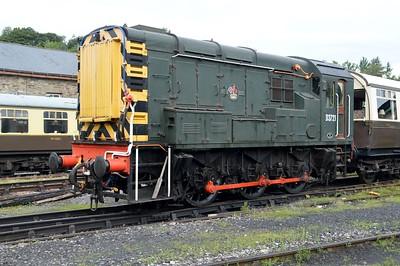 Class 09 D3721 (09010)    29/08/15
