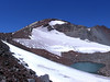 top half of South Sister