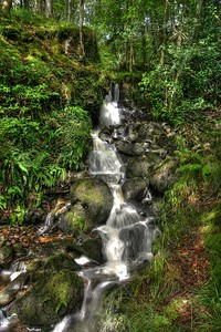 Waterfall in Glyneath
