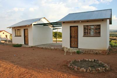 future internet cafe for the YWAV project site.  dennilton, south africa