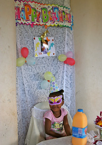 ndumi's birthday (cynthia's daughter).  dennilton, south africa