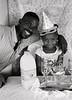 ndumi and jabu (her dad).  dennilton, south africa