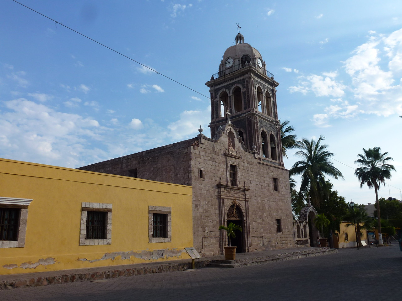Mission Nuestra Señora de Loreto Concho <br /> <br /> Founded in 1697 <br /> <br /> Its beautiful inside