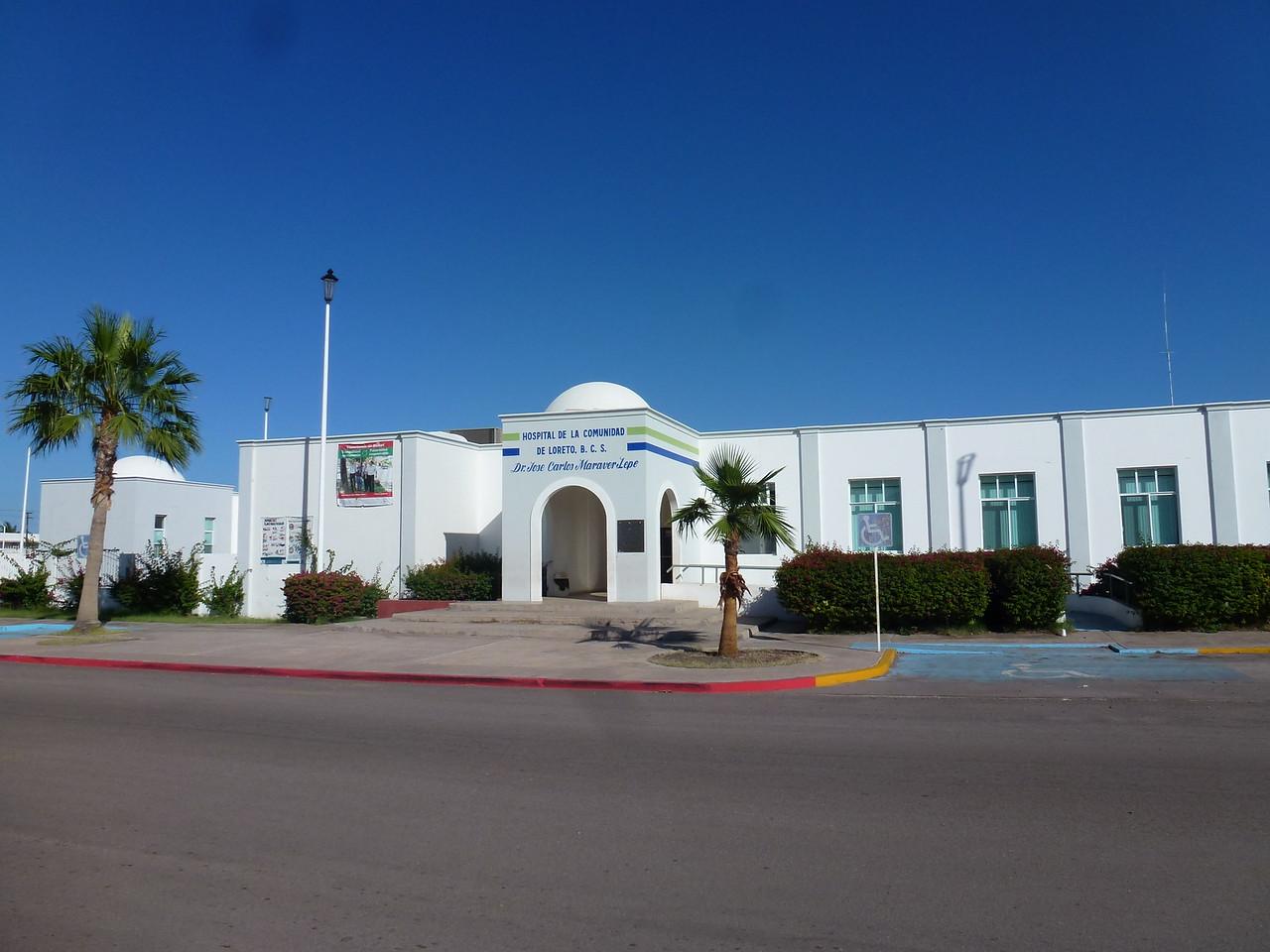 Hospital in Loreto