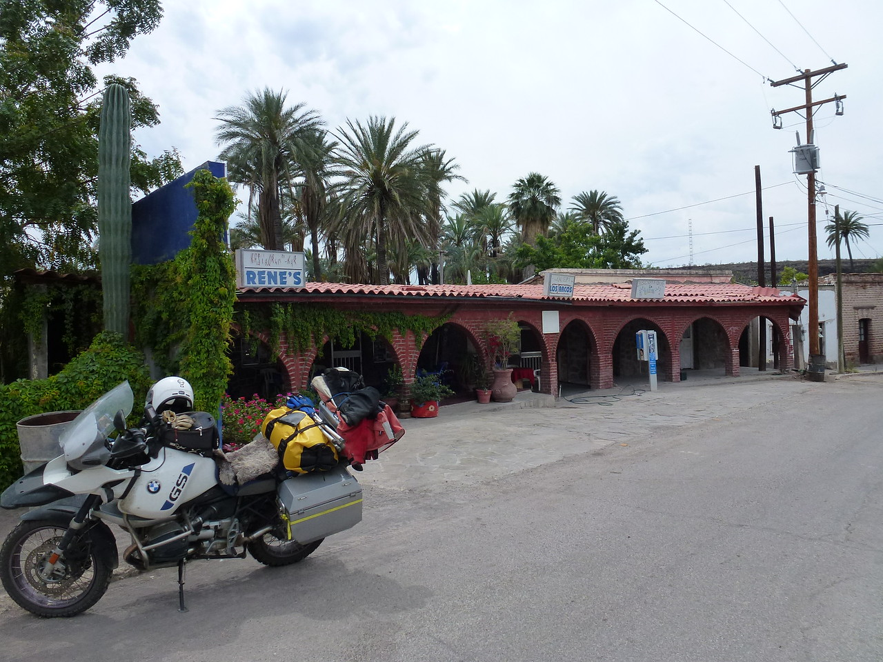 Rene's is the place in San Ignacio <br /> <br /> I have stopped here before, always a good meal .