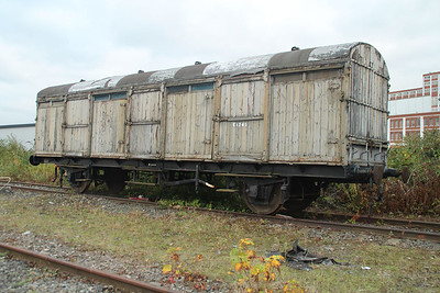 CCT E1345 at Southall Railway Centre 25/10/12.