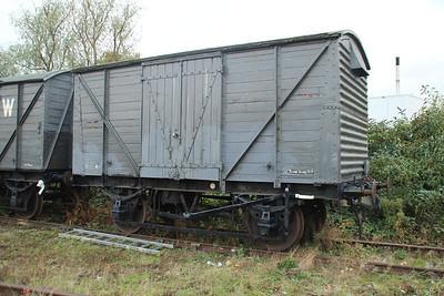 12t Vent Van B761407  25/10/12.