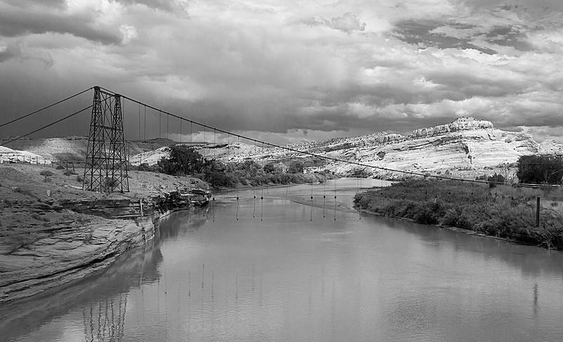 Dewey Bridge, Rte 128 Moab