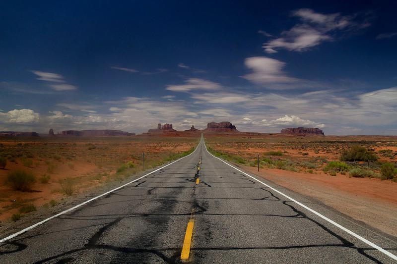AZ Route 163 Monument Valley