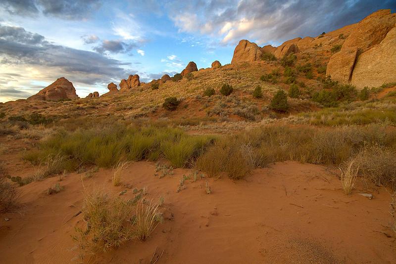 Desert Dawn, Arches NP