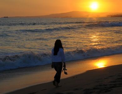 """Solitude"" Sunset Beach, CA"