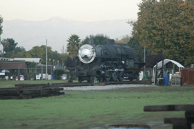 Southern Pacific 2479 Restoration