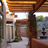 Courtyard in Sedona