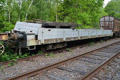 LT F397 3 Plank Bogie Open.