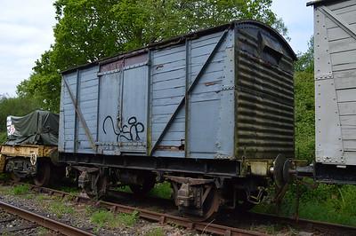 B7xxxxx 12t Vent Van, Plank   26/06/15