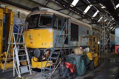Class 33 33063.