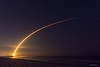 John Kraus photo of the Falcon 9 rocket launch we watched on May 6th.