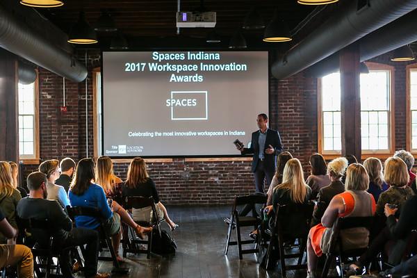 Spaces 2017!
