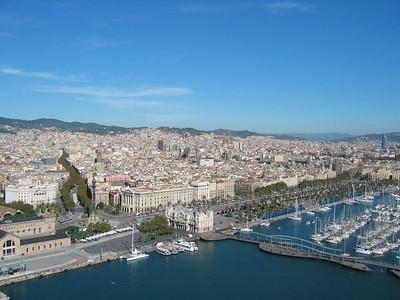 Spain - Barcelona  October 2005