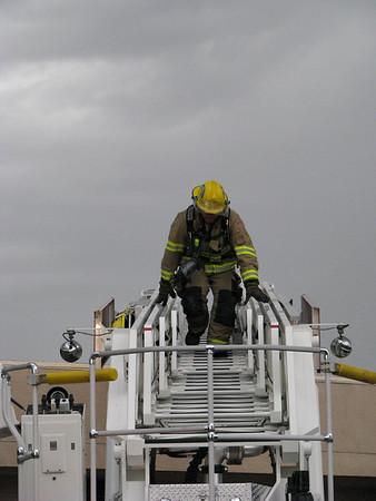 Spanish peaks Fire - 2008