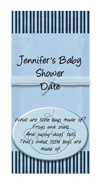 Jennifer Baby Shower Example