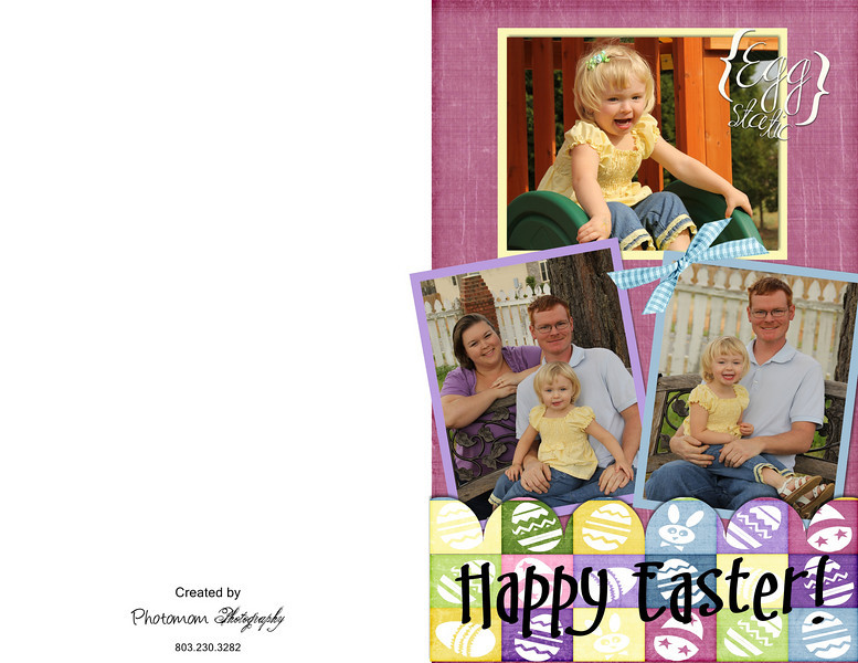 Easter Card for Mawmaw Demby