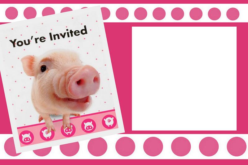 Pig Invite